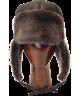 Classic Sheepskin Bomber (Black)