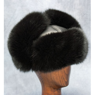 Fox Russian Ushanka Hat