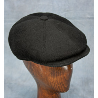 Wool / Cashmere Newsboy